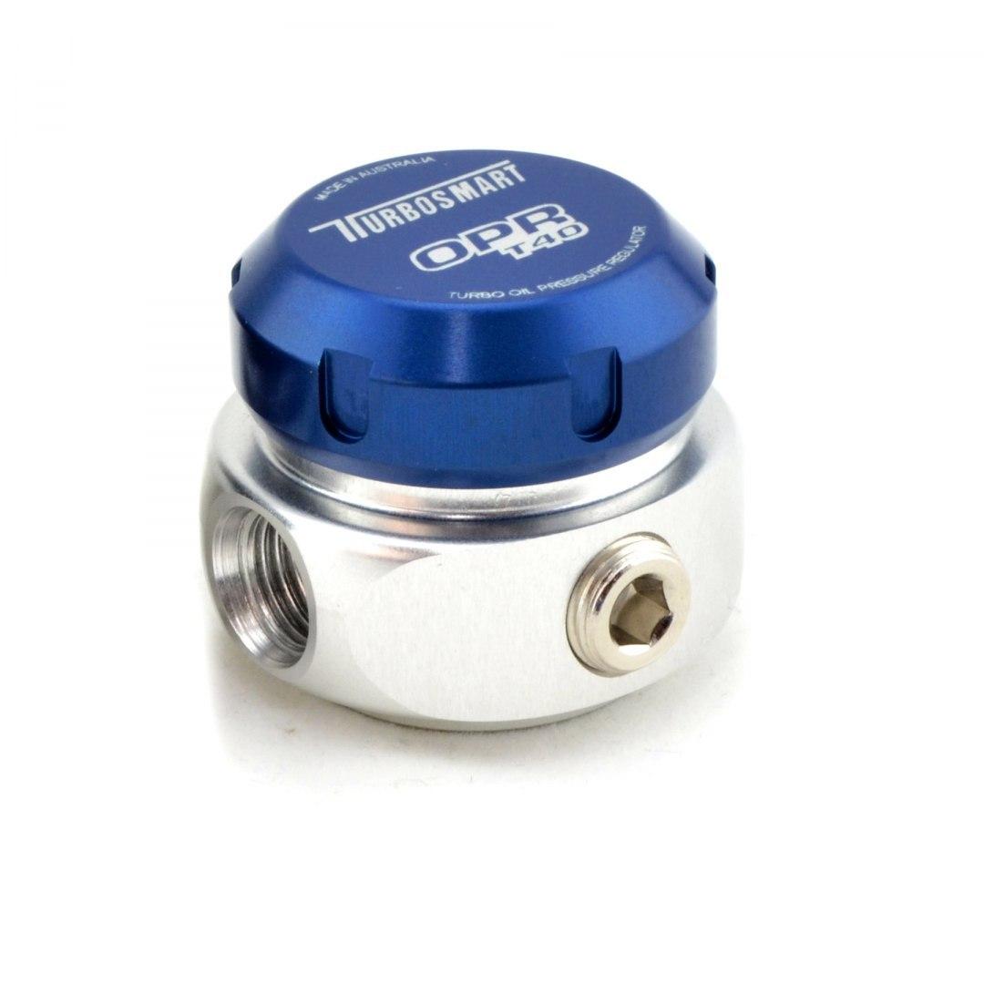 Turbosmart Regulator Ciśnienia Oleju T40 2,75 Bar - GRUBYGARAGE - Sklep Tuningowy